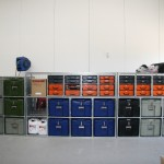 Modular racking systems